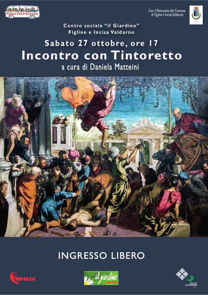 Conferenza Tintoretto Matteini